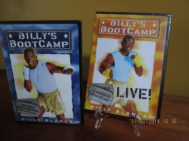 billy 39 s boot camp dvds x 2 saanich victoria. Black Bedroom Furniture Sets. Home Design Ideas