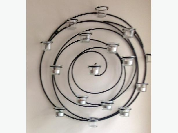 Wall Sconces Under Usd 20 : WROUGHT IRON WALL CANDLE SCONCE Victoria City, Victoria