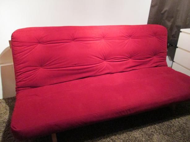 Super comfy futon sofa bed victoria city victoria for Sofa bed victoria bc