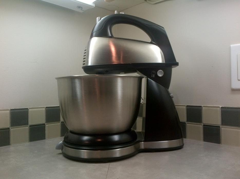 Electric Stand Mixer With Removable Head ~ Hamilton beach classic metal hand stand mixer esquimalt
