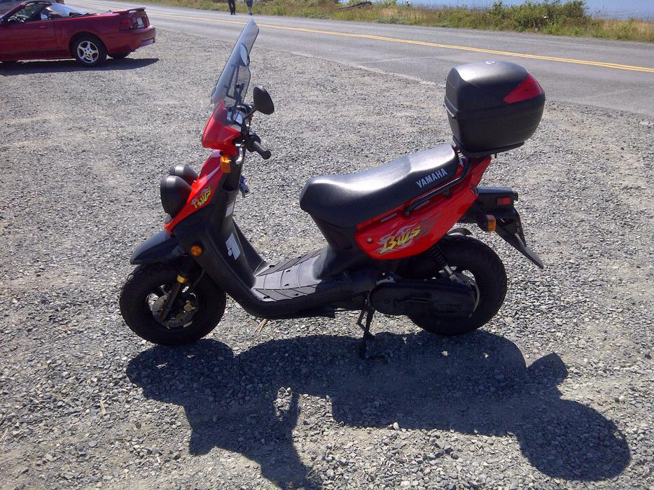 Used Yamaha Scooters Toronto