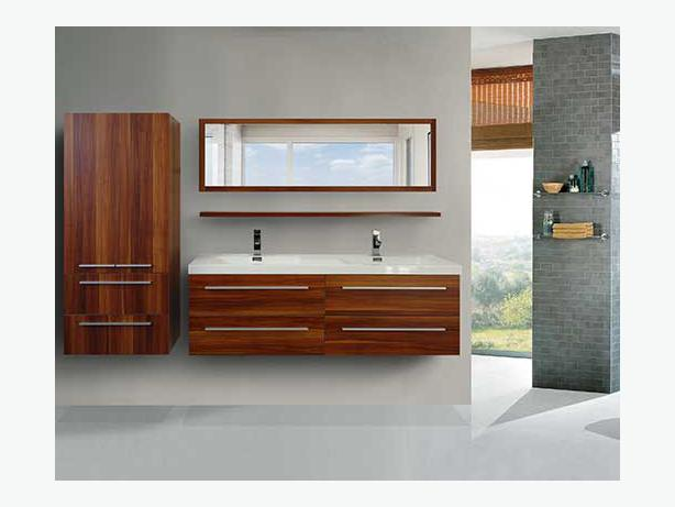 Vanity unit v980 for Bathroom cabinets quebec