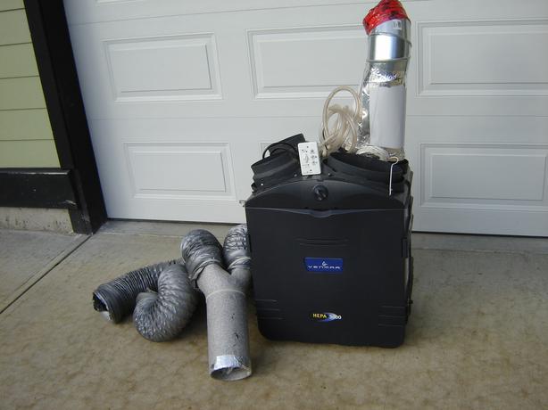 Venmar Hepa 3000 Air Exchange Amp Heat Recovery System
