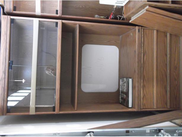 Oak Wall Units Cabinets North Regina Regina