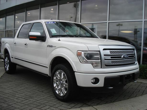 2013 ford f 150 platinum package fully loaded outside victoria victoria. Black Bedroom Furniture Sets. Home Design Ideas