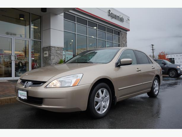 2005 honda accord ex v6 4 door outside metro vancouver vancouver. Black Bedroom Furniture Sets. Home Design Ideas