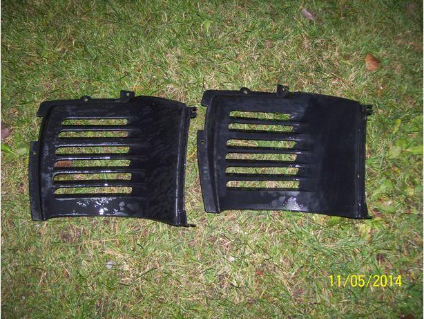 Yamaha VMax 750 VMax 600 Vmax 500 vents louver 1 louver 2  1994-96