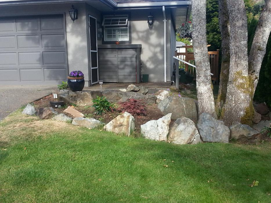 Salt of the earth lawn garden ph text 250 893 1234 for Low maintenance gardens for the elderly