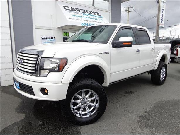 2011 ford f150 lariat limited 6 inch lift no accidents outside victoria victoria. Black Bedroom Furniture Sets. Home Design Ideas