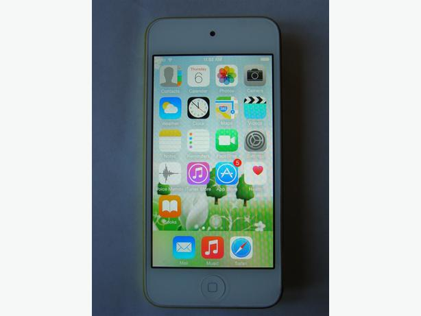 Ipod 5th Generation Ios 8 Newest Ipod With Ios 8