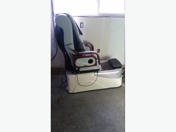 professional message pedicure chair west shore langford