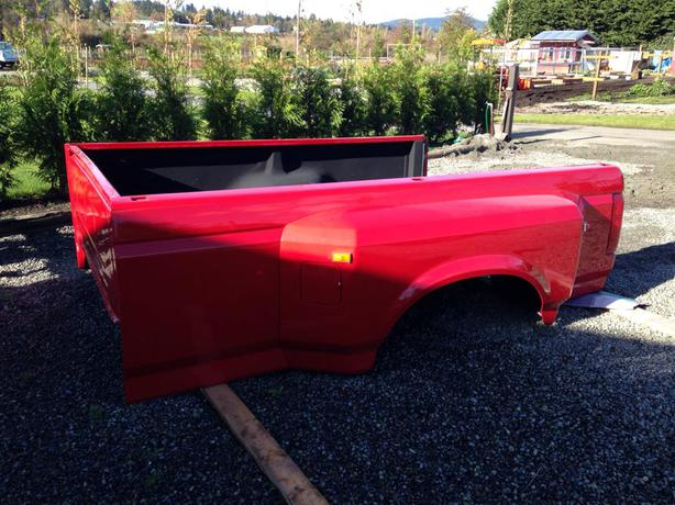 1995 Dually F350 Box Only Central Saanich Victoria