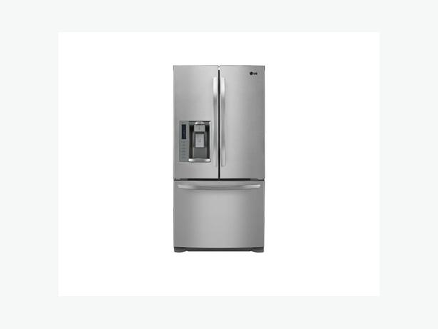 25 cubic feet stainless french door refrigerator gatineau sector quebec ottawa. Black Bedroom Furniture Sets. Home Design Ideas