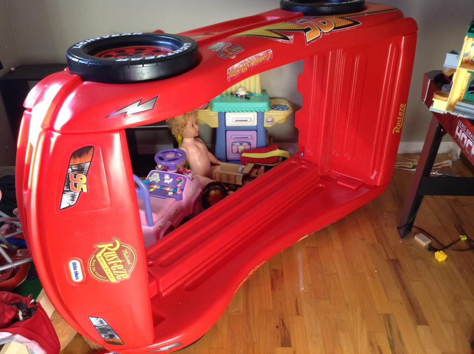 Cars Toddler Bed Saanich Victoria
