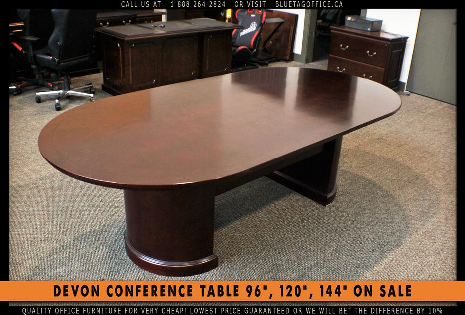 Conference tables 96 120 and 144 on sale pemberton for Q furniture abbotsford