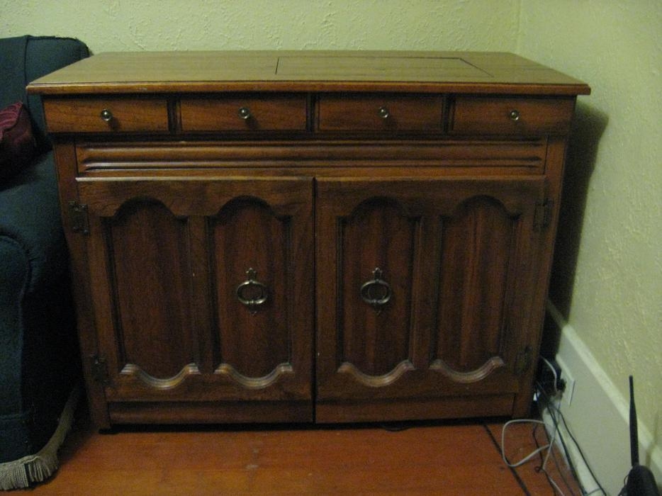 Singer Sewing Machine Cabinet Victoria City Victoria