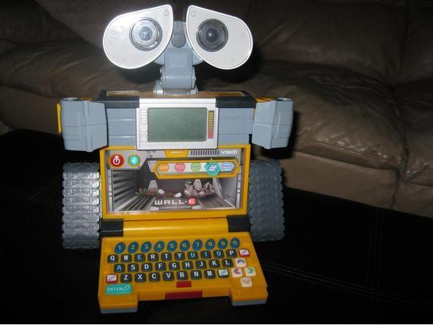 WALL-E  V-tech Learning Laptop