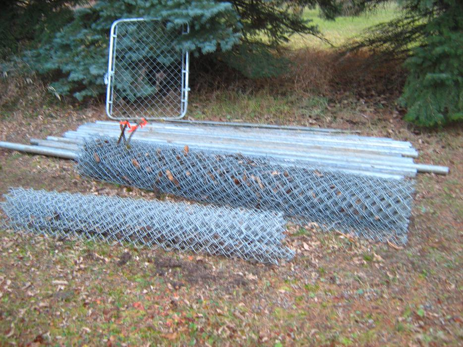 Chain Link Fence Package Other South Saskatchewan Location