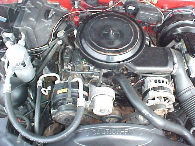 4 3 Tbi  5 7 Tbi Motor Parts From 92 S10 South Regina  Regina