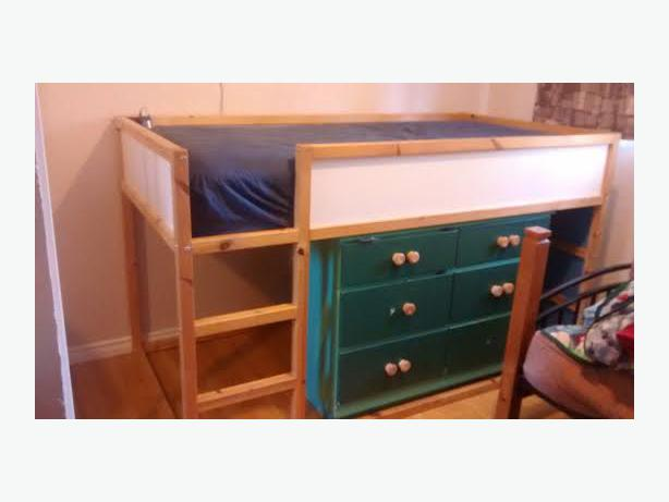 Ikea Junior Loft Bed West Shore Langford Colwood