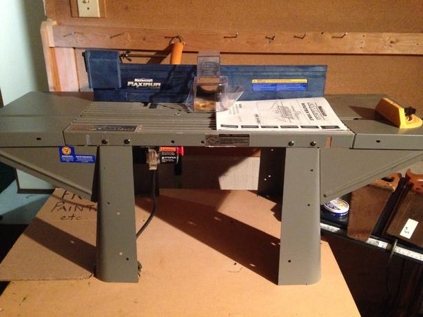 Router table saanich victoria router table keyboard keysfo Images