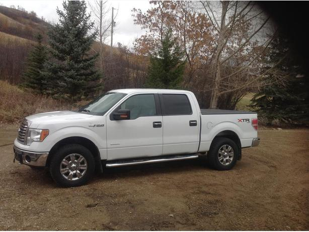 2011 F-150 Supercrew  4x4  pickup truck