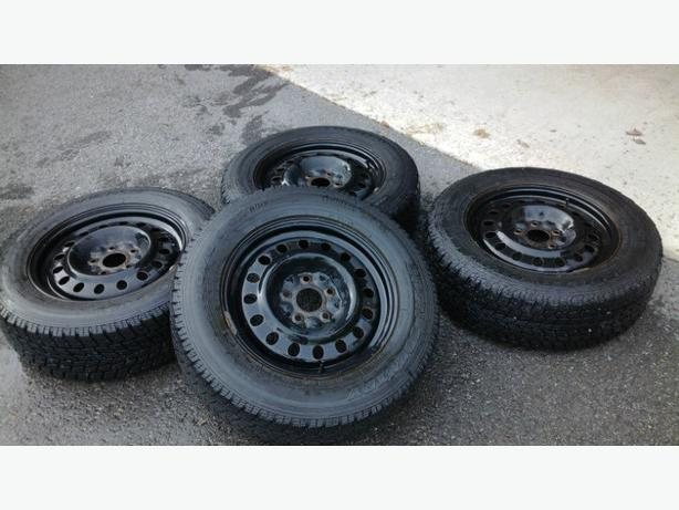 Almost Brand New Winter Tires for Jeep Grand Cherokee ...