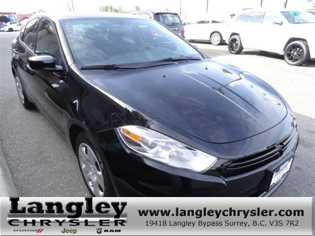 2013 dodge dart se aero w touchscreen display power. Black Bedroom Furniture Sets. Home Design Ideas