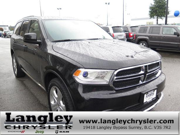 2014 dodge durango sxt w power accessories dual climate outside victoria victoria. Black Bedroom Furniture Sets. Home Design Ideas