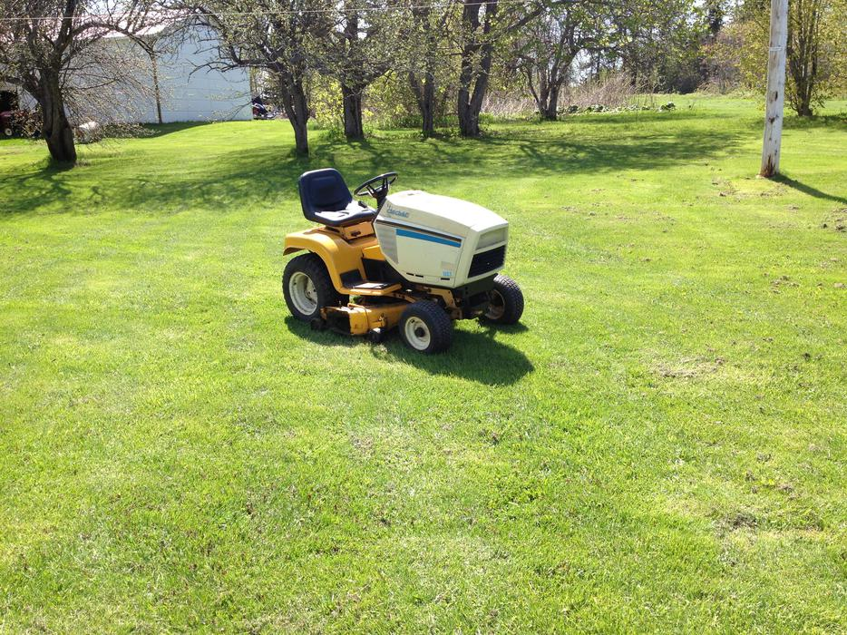 Cub Cadet 2544 Garden Tractor : Cub cadet garden tractor summerside pei