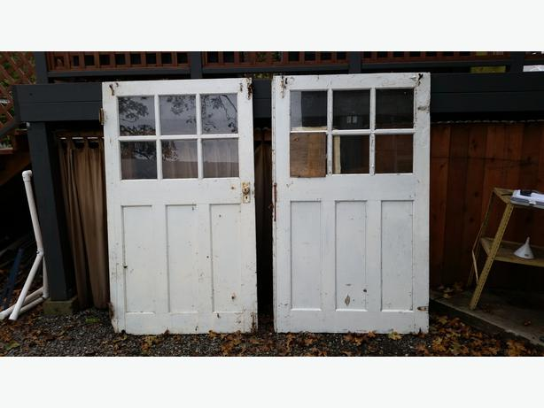 Good 30u0027s Vintage Carriage Garage Doors