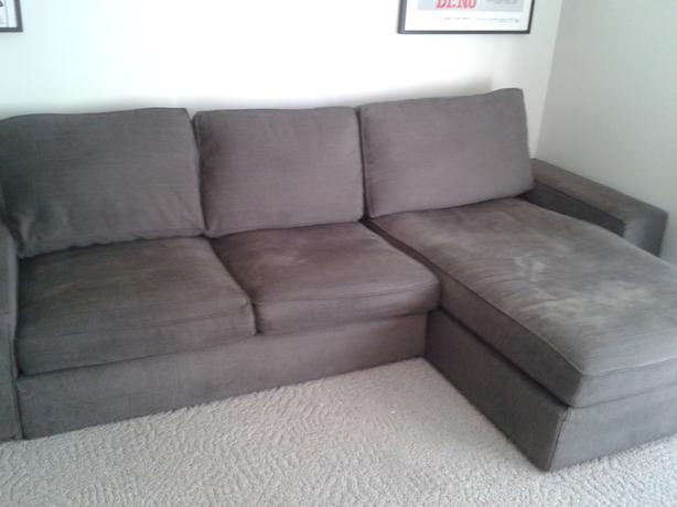 Ikea Kivik Loveseat And Chaise North East Calgary