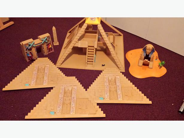 New price selection of egyptian themed playmobil - Playmobil egyptien ...