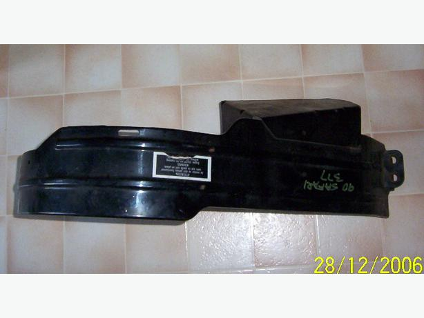 Skidoo Safari Skandic clutch guard belt guard 1990-1994