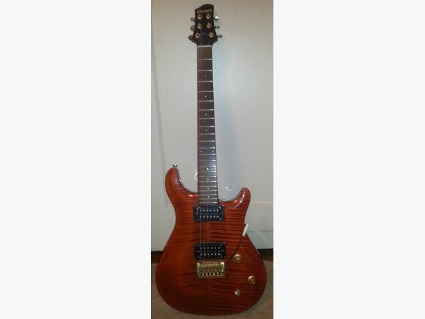 Price Reduced Cruiser By Crafter Electric Guitar