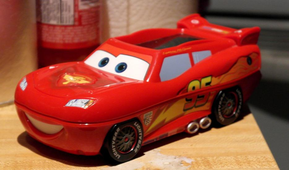 Used Cars Langley >> Disney / Pixar Cars 2 Lightning McQueen Learn & Go by ...