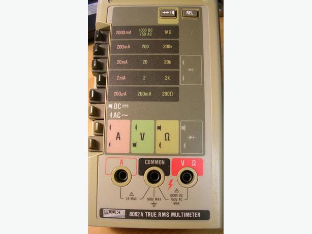 fluke 87 true rms multimeter user manual