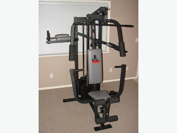 St fitness elliptical weider home gym nf
