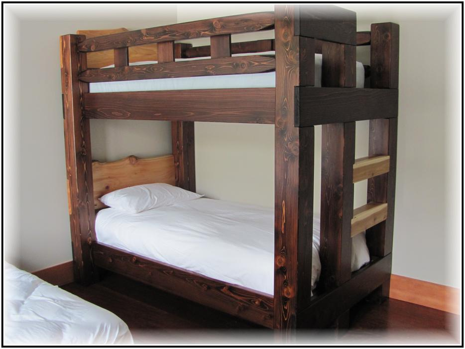 Bunk beds hand made vancouver city vancouver for Beds vancouver