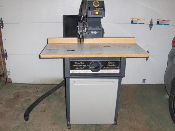Sears Craftsman 10 Inch Radial Arm Saw Orleans Ottawa