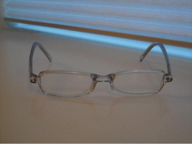 Eyeglass Frames Kitchener : Eyeglass Frames - Clear Acrylic West Shore: Langford ...