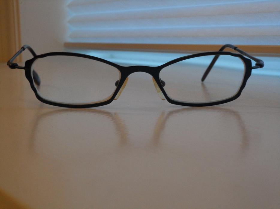Eyeglass Frames Kitchener : Eyeglass Frames - Brilliant Teal/Turquoise Blue Titanium ...