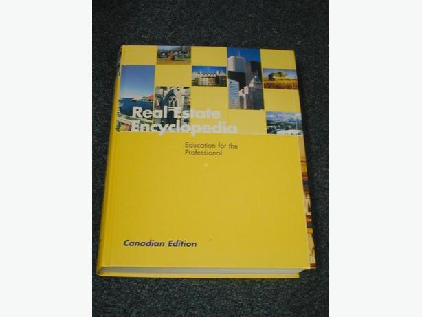 The Real Estate Encylopedia - Canadian Edition