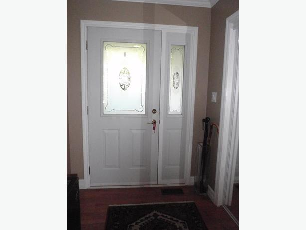 How to install window trim exterior - Log In Needed 65 183 Glass Inserts For Exterior Door