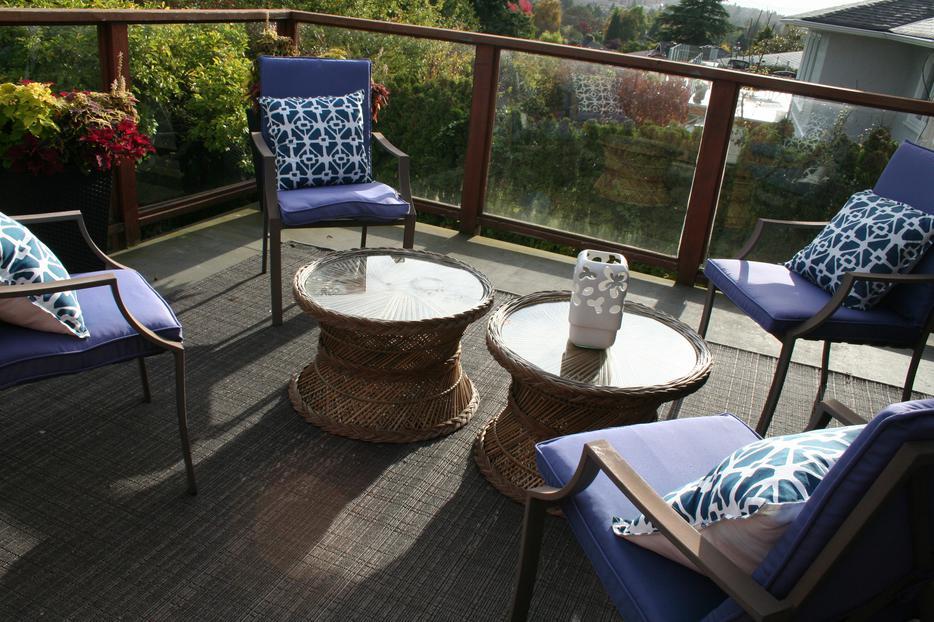 Outdoor Deck Patio Furniture Oak Bay Victoria