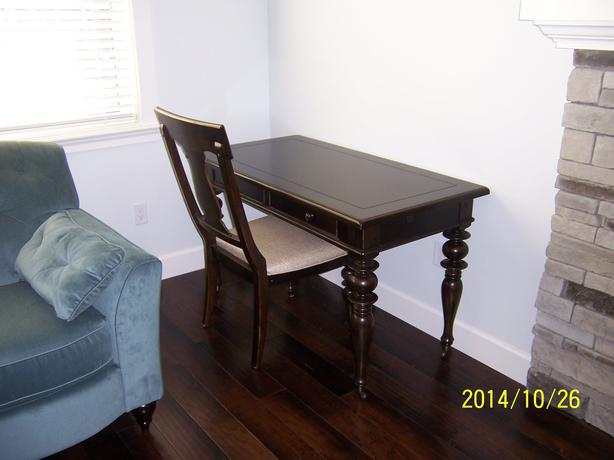 Paula Deen Recipe Writing Desk Amp Chair Outside Victoria