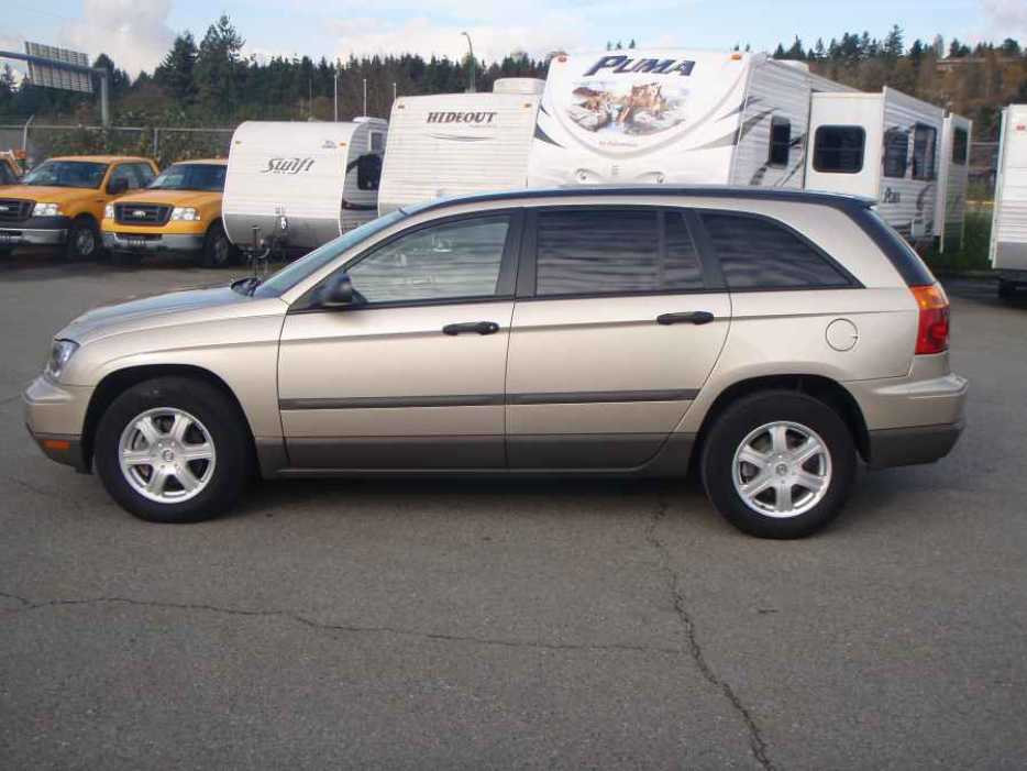 2005 Chrysler Pacifica Outside Victoria Victoria