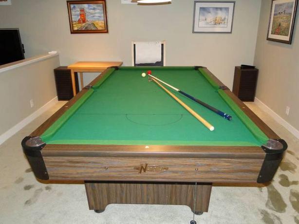 Pool Tables Kitchener Waterloo