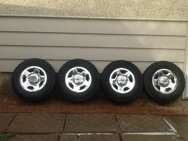 Used Tires Oshawa >> F150 WHEELS AND TIRES East Regina, Regina