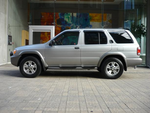 2001 nissan pathfinder se 4x4 victoria city victoria. Black Bedroom Furniture Sets. Home Design Ideas